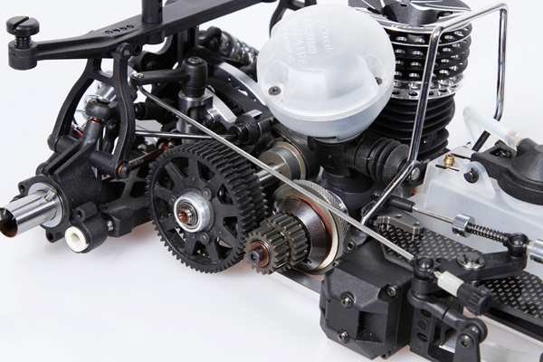 Serpent Viper 977-EVO nitro 1/8 scale on-road centax clutch