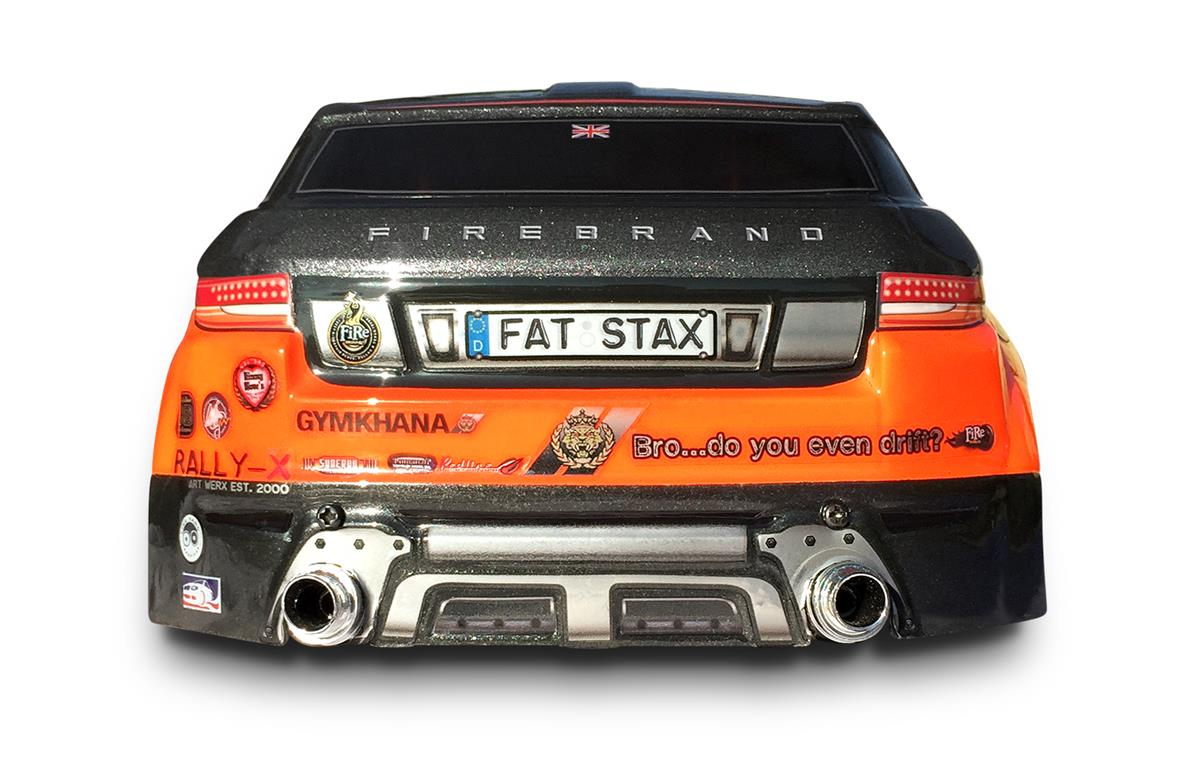 FireBrand RC Stoke-D O.G.-D wheel drift slick