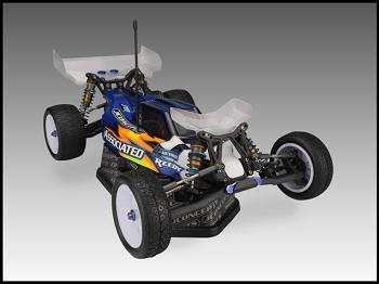 JConcepts 1:10 Off-Road Finnisher Wing Sets
