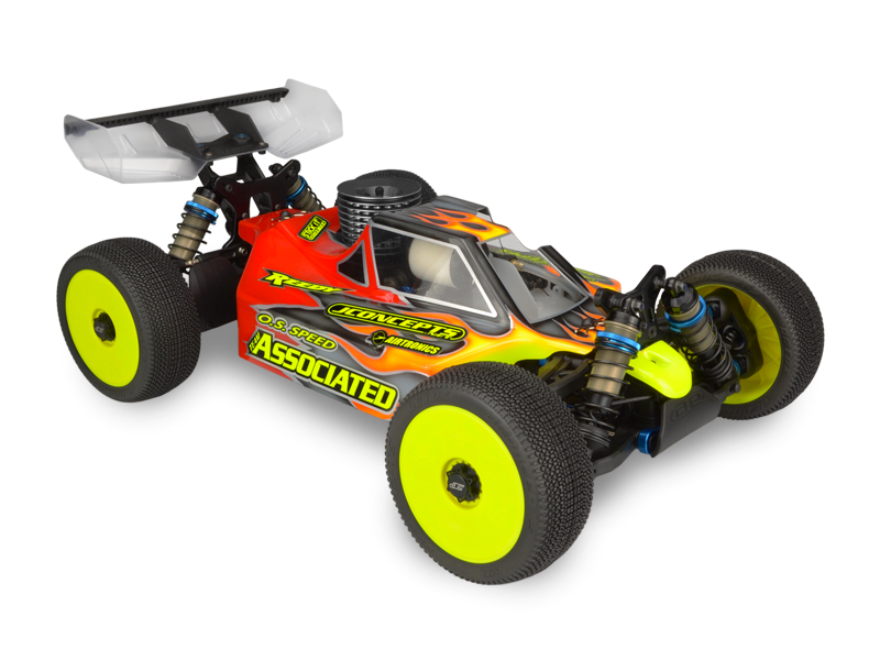 JConcepts Striker RC8B3 Body