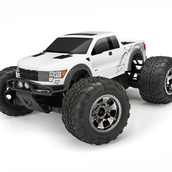 HPI Raptorizes the Savage XS Flux