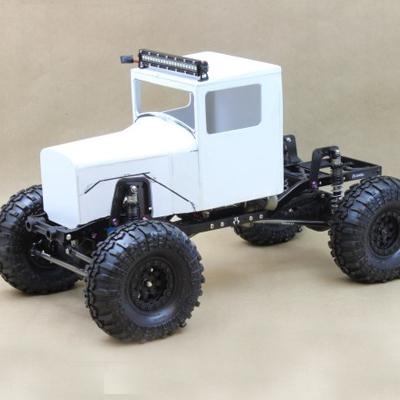 Kevs Bench 32 Ford And Old School Monster Truck Update Rc Car Action