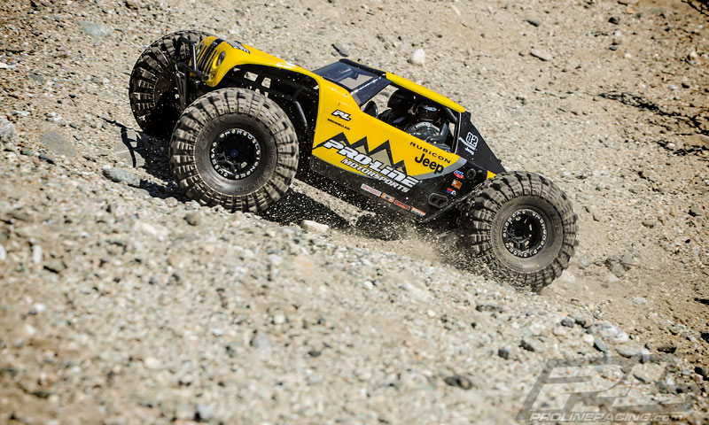 Give Your Axial Yeti A New Look With Pro-Line's F-150 Raptor SVT And Wrangler Rubicon Bodies