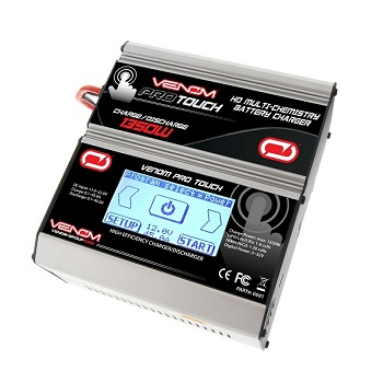 Venom ProTouch HD LiPo & NiMH Battery Charger