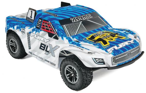 ARRMA Fury BLX 1 (Custom)
