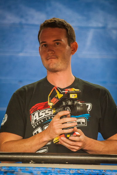 The 2015 ROAR EP Off-Road Nationals enters the final day with Team Associated's Ryan Cavalieri sitting on pole in 2WD and 4WD buggy, stadium truck and short course truck, but a deep pool of talent from the rest of the factory drivers are hoping to spoil his  push for the wins.