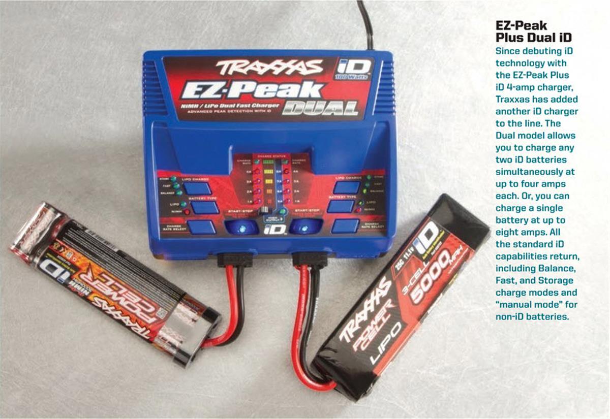 RC Car Action Editor's Choice Awards Traxxas EZ-Peak iD