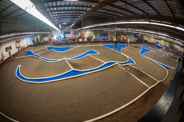 OCRC Raceway has always provided layouts that challenge drivers, while maintaining flow and close racing.