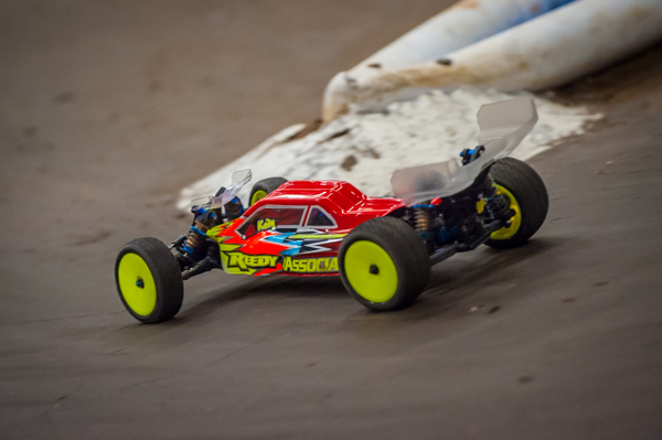Team Associated Driver and Engineer Kody Numedahl has been a big believer in the front wing and feels that soon they will be very common.