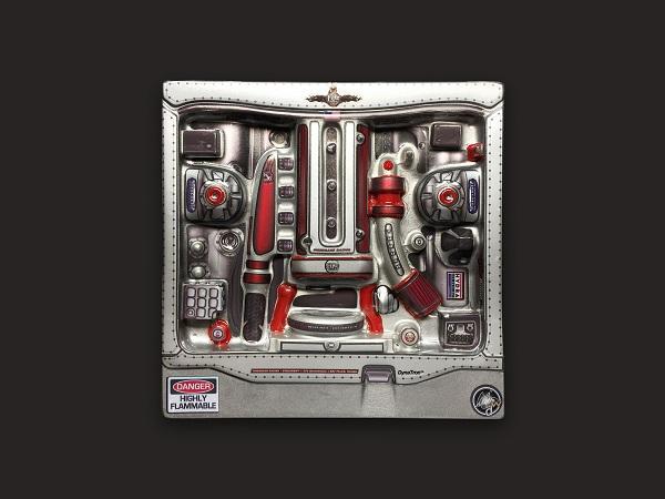 FireBrand RC Engine 1 DynaTron 20 Engine Insert