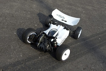 ORB Racing FF210 Buggy Conversion Kit For the Team Durango DEX210V2 And DEX210