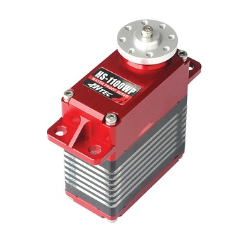 Hitec HS-1100WP Ultra-Heavy Duty, Giant, Waterproof Servo