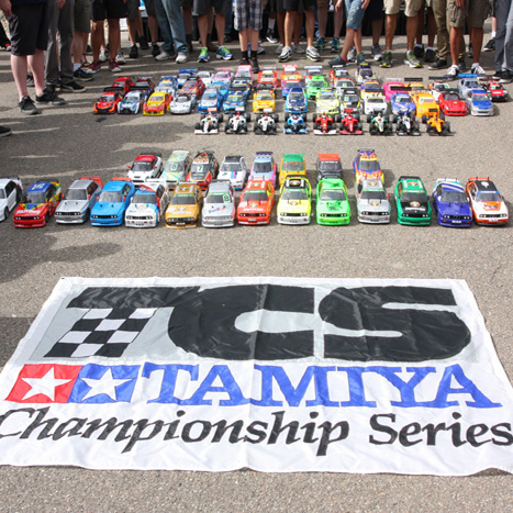 2015 Tamiya Championship Series: Tickets to Japan