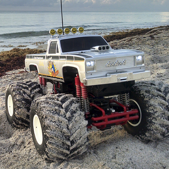 Picturesque Tamiya Clod Buster by Scott DelFino [Reader's Ride]