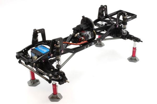 Axial SCX10 Pro-Line Savox Novak Hot Racing