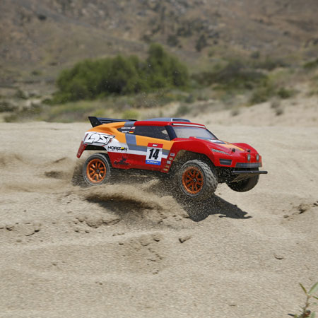 Losi RTR 1:14 4WD Mini Desert Truck