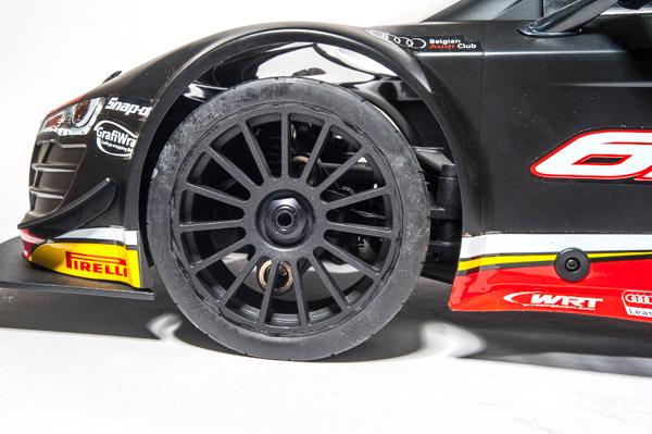 Losi Audi R8 LMS Ultra FIA-GT3 AWD RTR wheels