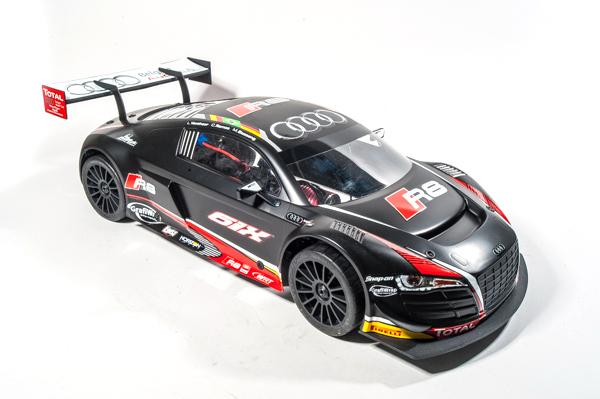 Losi Audi R8 LMS Ultra FIA-GT3 AWD RTR body