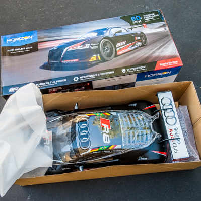 Out of the Box: Losi Audi R8 LMS Ultra FIA-GT3 RTR