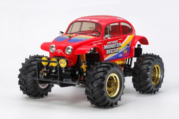 Tamiya Monster Beetle