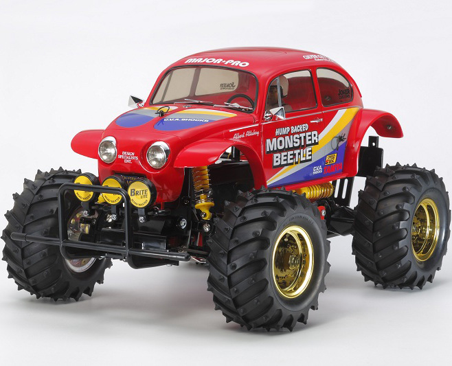 The Tamiya Monster Beetle Is Back!
