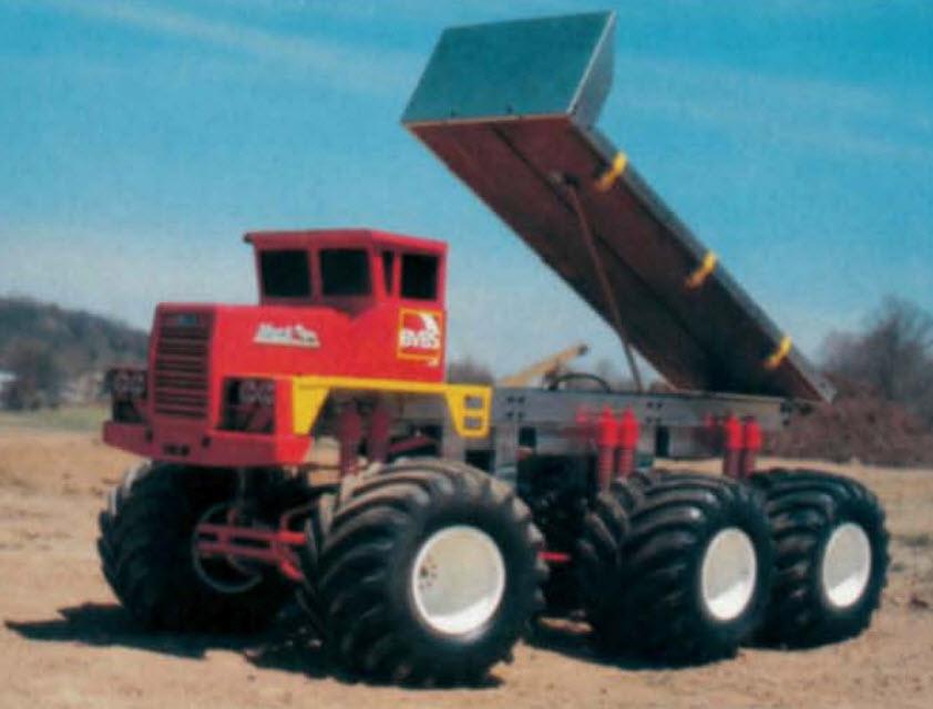 Kev's Bench: Building A Modern Day Monster Mack