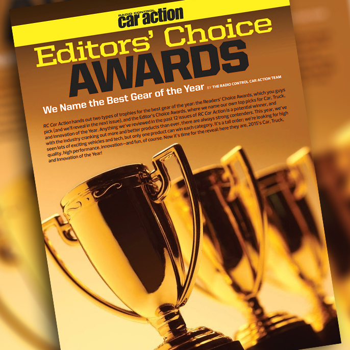 RC Car Action Editors' Choice Awards