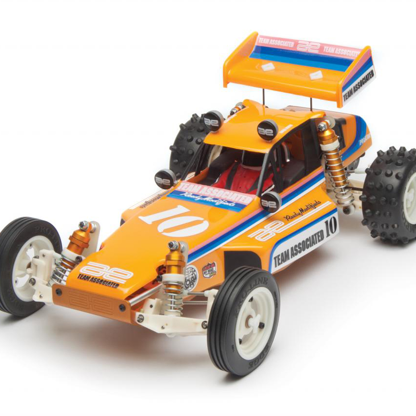 Associated's Classic RC10 Gets a Spot in the Smithsonian
