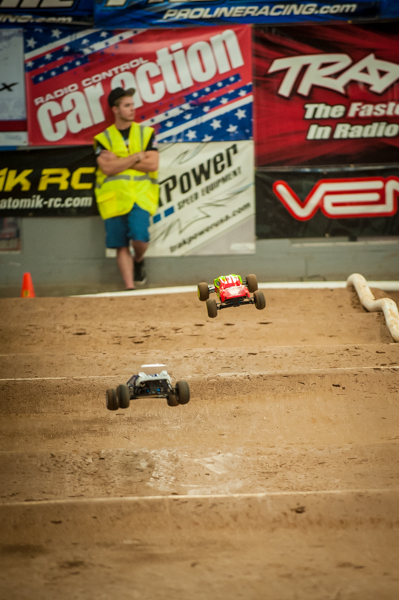 The layout for the event is treacherous and includes a very technical 6-pack section in front of the Driver's stand.