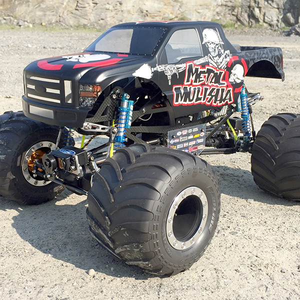 Mike MacKenzie's Awesome Metal Mulisha Replica [Reader's Ride]