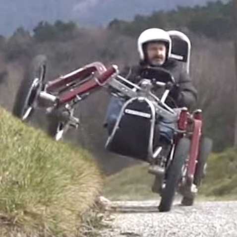 This Wild Spider-Buggy Thing Needs To Be RC [VIDEO]