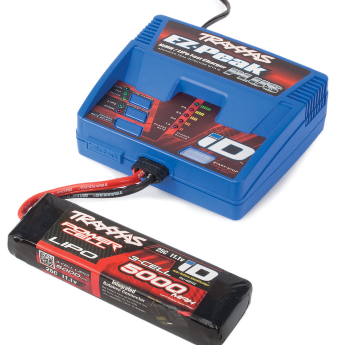 Traxxas EZ-Peak Plus 4amp iD Charger [REVIEW]