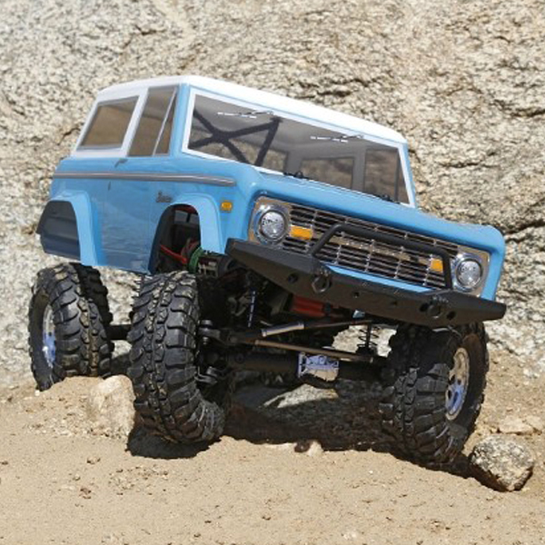 Vaterra Ascender Now Available With 1972 Ford Bronco Body