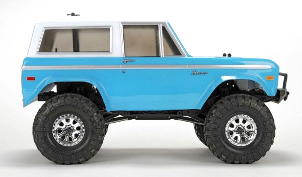 Vaterra Ascender Now Available With 1972 Ford Bronco Body - RC Car ...