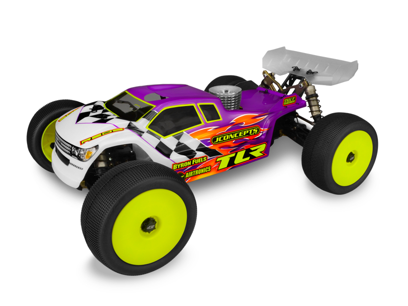 JConcepts Finnisher Body For The TLR 8IGHT-T 3.0