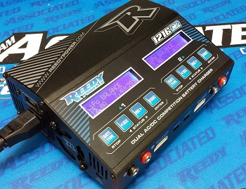 Sneak Peek: Reedy's New 1216-C2 Dual AC/DC Competition Battery Charger