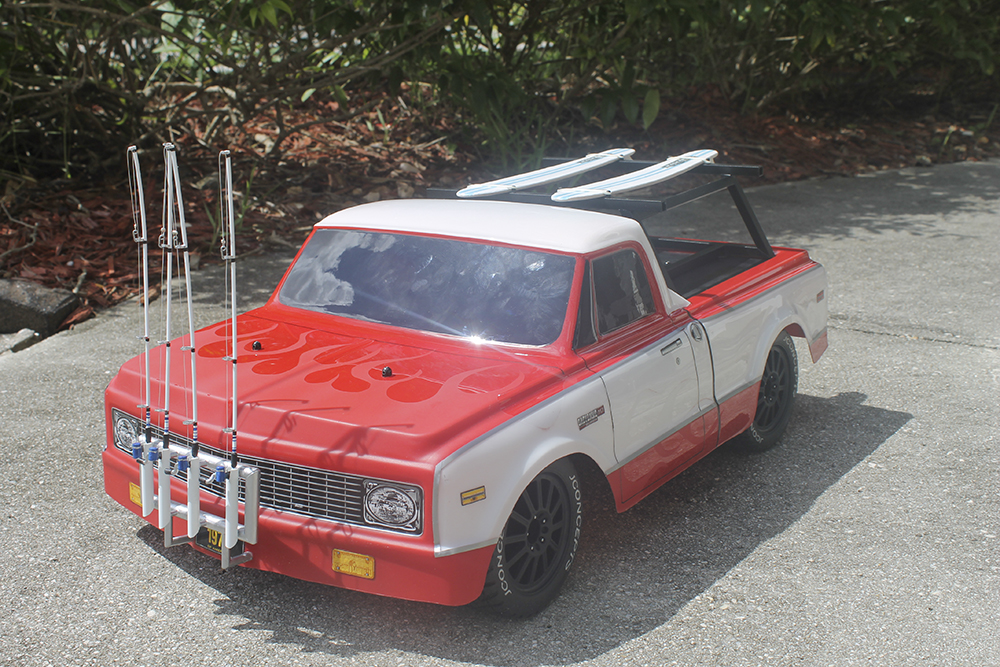 Surf's Up Traxxas Slash C-10 [Reader's Ride]