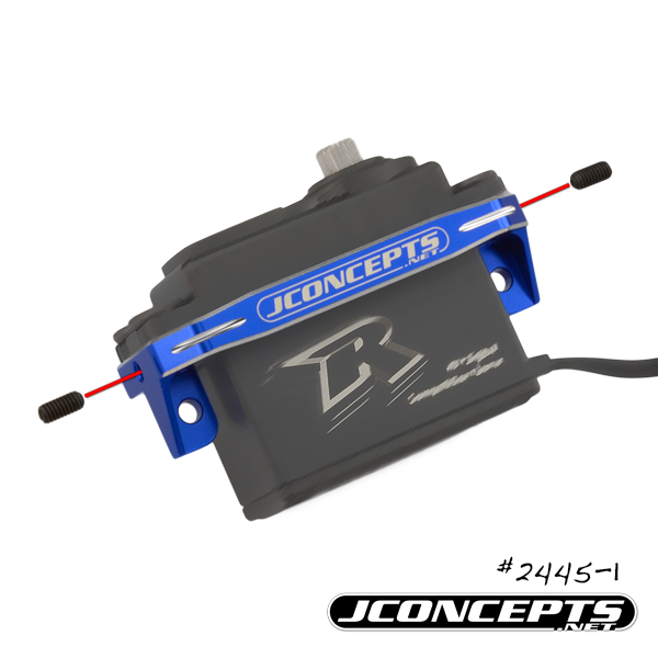 JConcepts Aluminum Servo Mount Bracket For The B5, B5M, T5M, And SC5M
