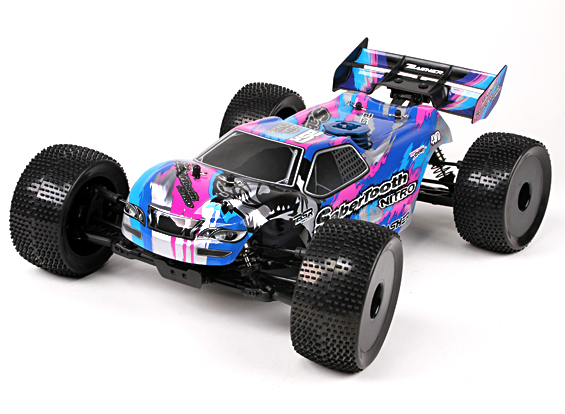 HobbyKing introduces Basher SaberTooth Truggy