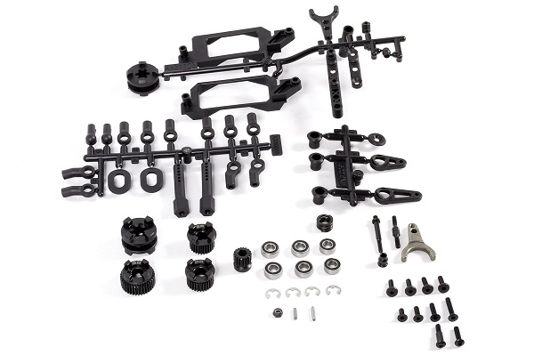 Axial Yeti Transmission 2-Speed HiLo Components (1)