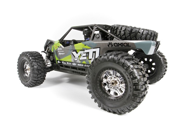 Axial Yeti Y-480 1_8 Green GeoCamo Pre-Painted Body (4)