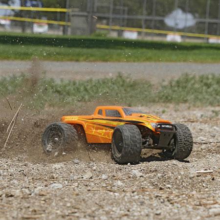 ECX RTR Ruckus 1:18 4WD Monster Truck