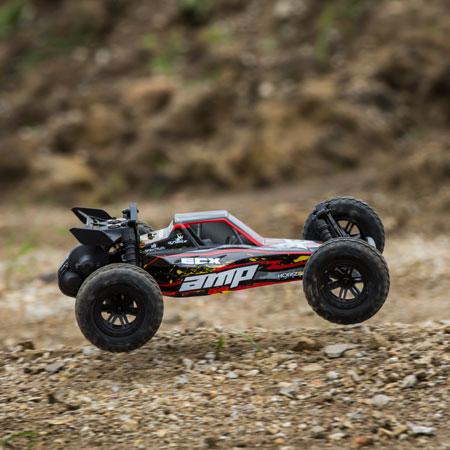 ECX RTR AMP DB 1/10 2WD Desert Buggy