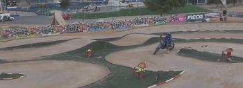 Video: FMX Meets RC: Robert Batlle Races Edgar Torronteras On A RC Track