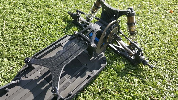 Factory RC Yokomo Y-Max Yz2-Bmax2 Conversion (5)