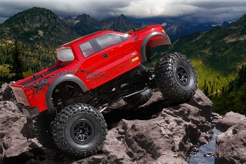 HPI RTR Crawler King With Ford Raptor Body