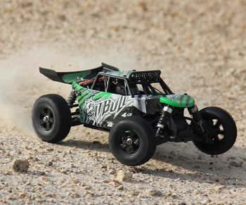 HobbyKing Basher PitBull 4WD 1/18 Mini Desert Buggy