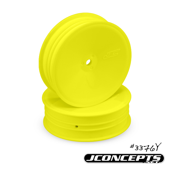 "JConcepts Mono 2.2"" 12mm Slim Front 2wd Buggy Wheels"
