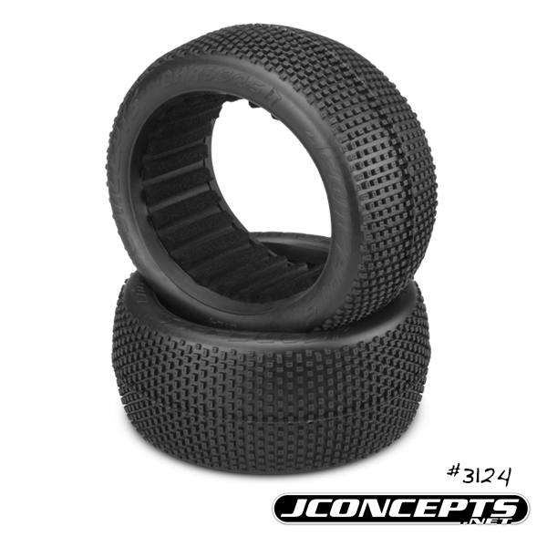 JConcepts Chasers 4.0 1_8 Truck Tires  (1)