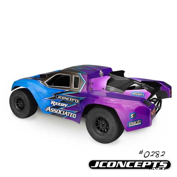 JConcepts HF2 SCT Body For The SC5M And 22SCT 2.0 (2)